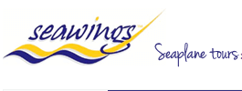 Seawings Seaplane Tours logo